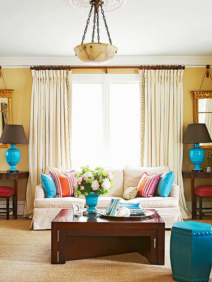 Living rooms interior design options melissa gulley for Better homes and gardens living room pictures