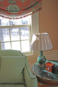 York Maine Living Room Chair View