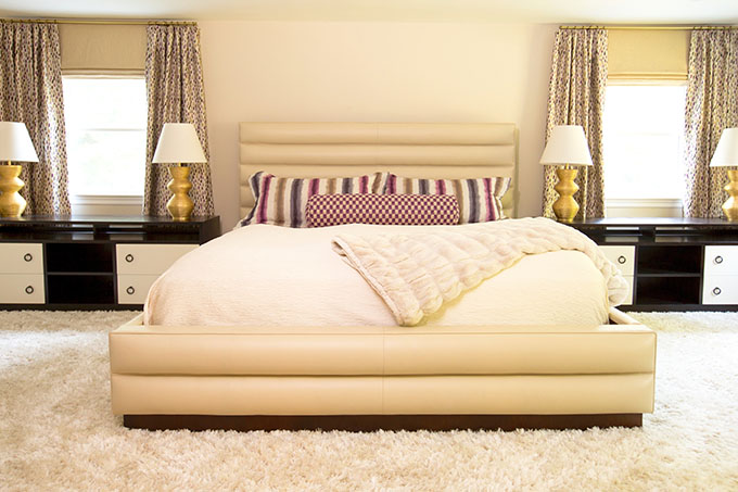Bedroom Interior Designer Weston MA