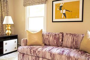 Interior Designer Weston MA Bedroom
